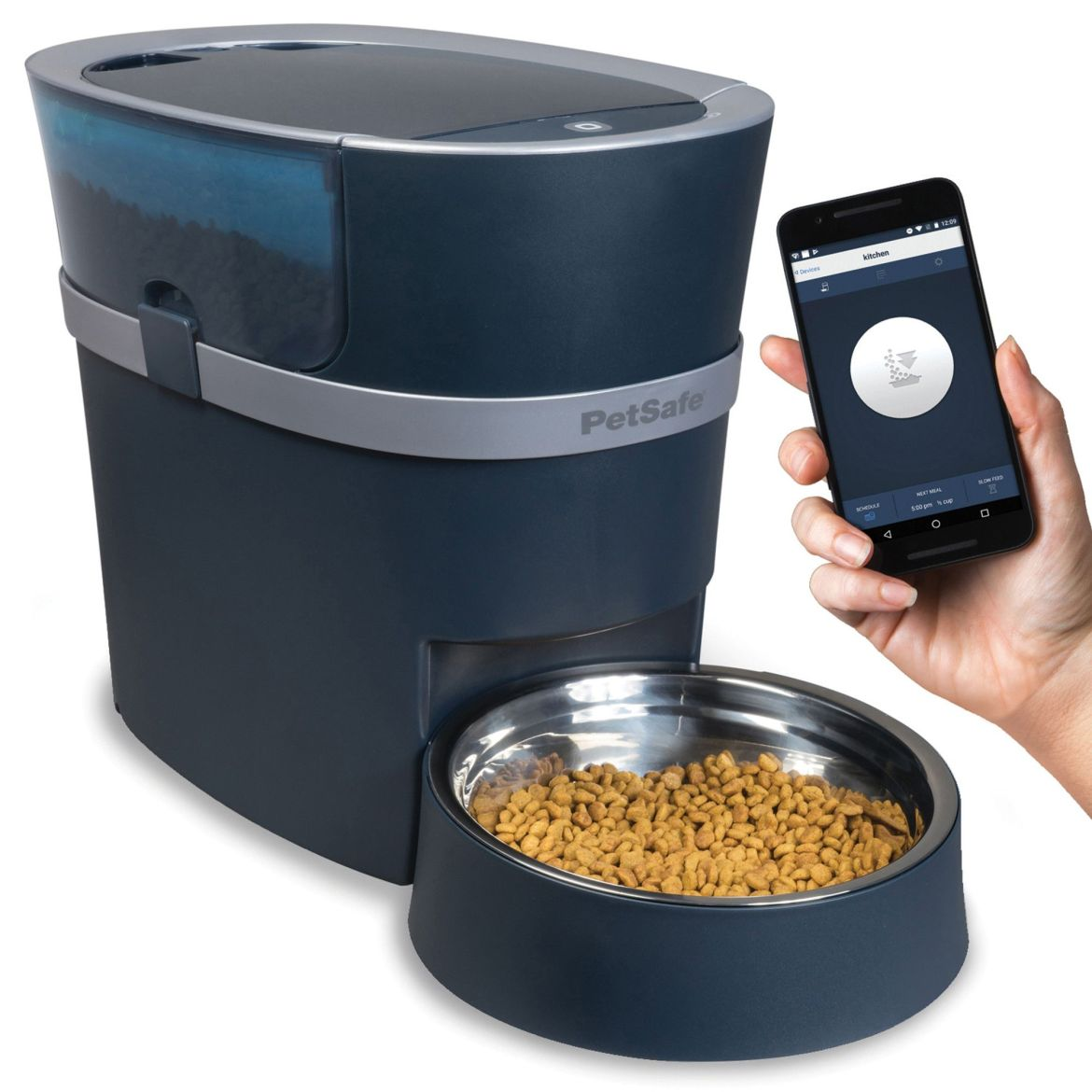 Got a cat during quarantine? Get an automatic feeder on sale before vacation.