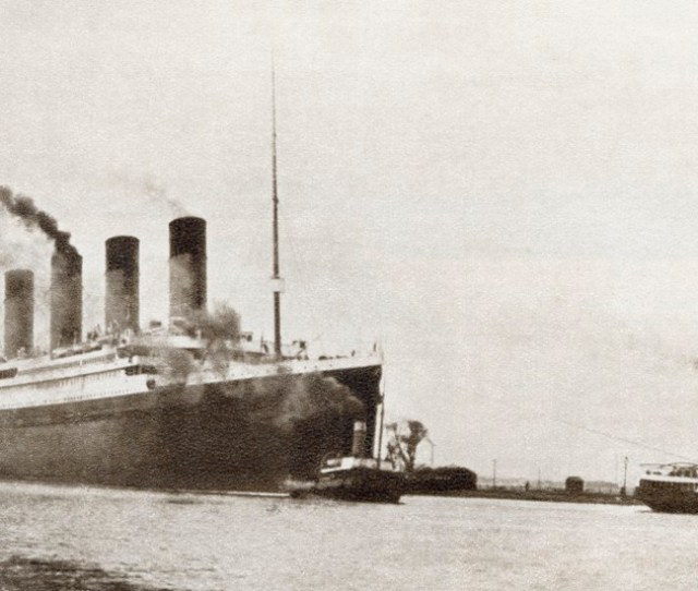 Titanic Ii Will Set Sail In 2022 And Its Going Over On Twitter About As Well As Youd Expect