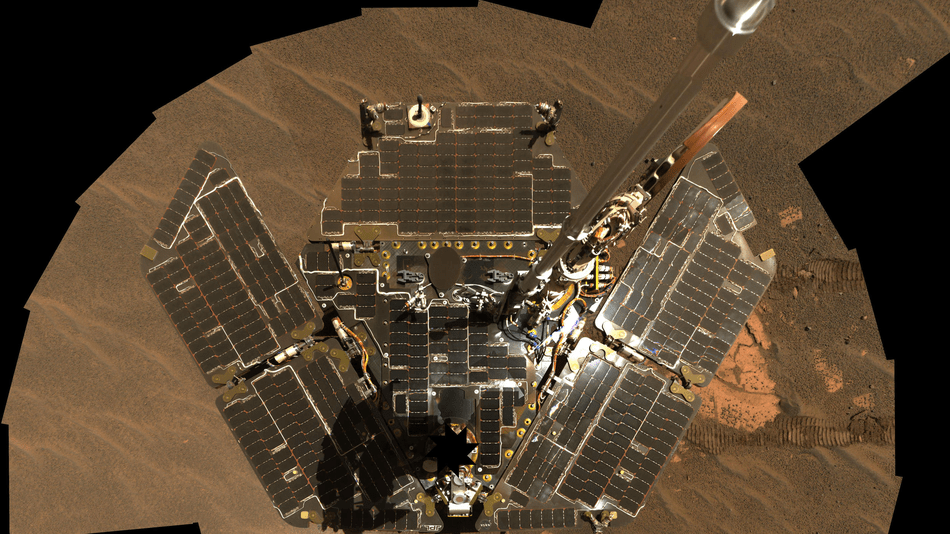 5 of the Opportunity rovers best moments on Mars