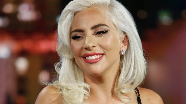 Lady Gaga knows exactly how to handle pregnancy gossip.