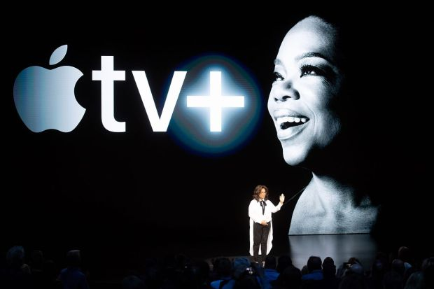 Apple's latest event was focused more on Hollywood than hardware.