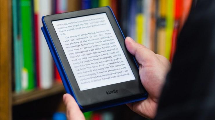 Amazon Kindle (2019) review: A cheap, barebones e-reader that works