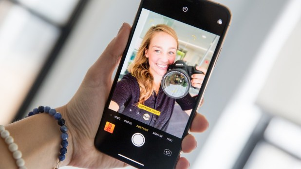 iPhone: This year's new iPhones might get a 12-megapixel selfie camera.