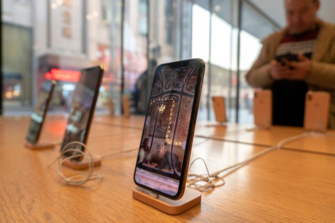 Expect iPhones to join the future at high speed in a year or two.