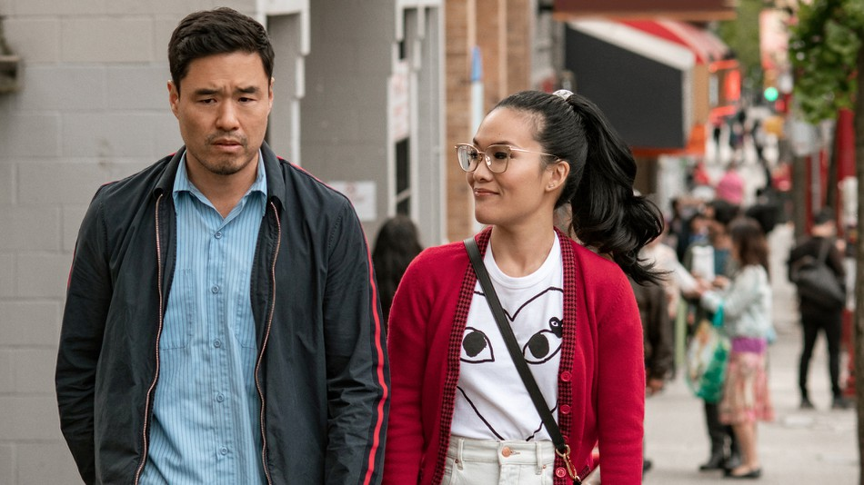 Randall Park and Ali Wong in Netflix's 'Always Be My Maybe.'