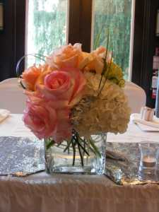 The art of the compact bouquet