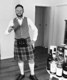 Colin Mairs - Scottish tour guide
