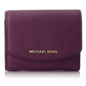 Cartera Michael Kors color vino