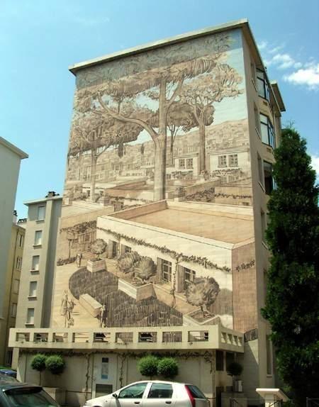 Граффити в дизайне – яркость повседневности / Архитектура ...