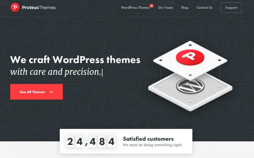 ProteusThemes – 50% Off Discount deal
