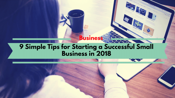 Starting a Successful Small Business