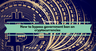 How to bypass government ban on cryptocurrencies