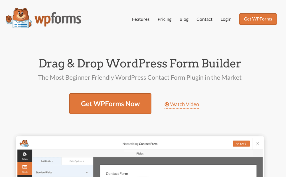 WPForms – 20%Off Coupon code