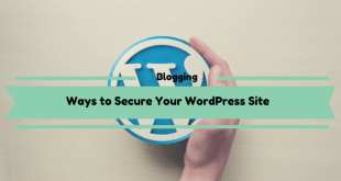 Ways to Secure Your WordPress Site