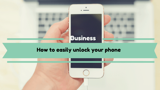 How to easily unlock your phone