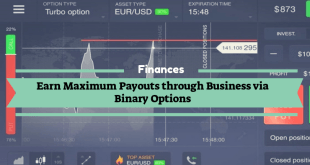 Earn Maximum Payouts through Business via Binary Options