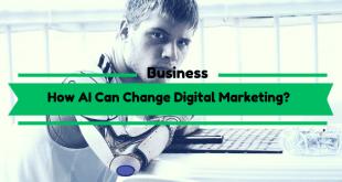 How AI Can Change Digital Marketing