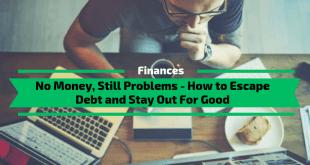 How to escape debt