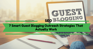 Guest Blogging Outreach Strategies