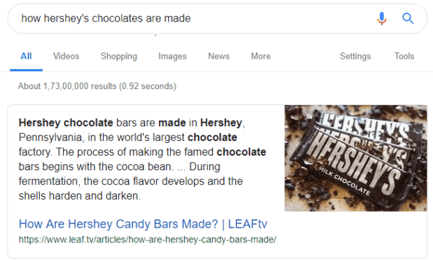 Informational Query