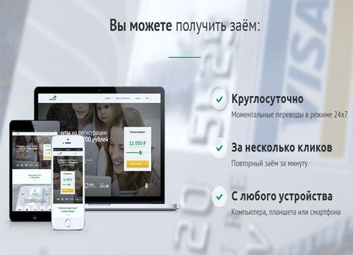 Открытие заявка на кредит онлайн