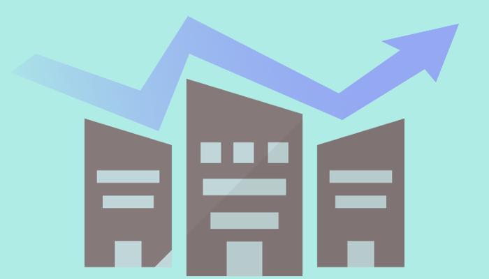 不動産市場のイメージ図