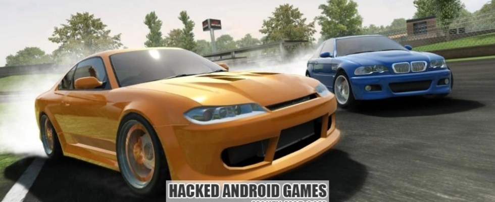 CarX Drift Racing (Unlimited Coins, Gold)