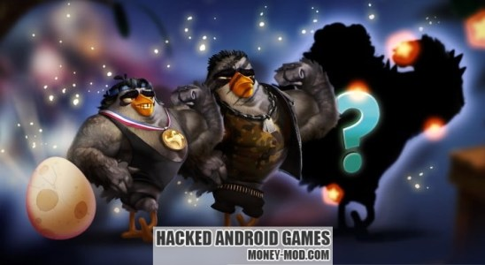 Hacked Angry Birds Evolution (Mod)
