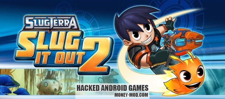 Slugterra Slug it Out 2 (Unlimited Mod)