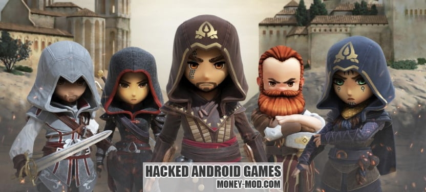 Hacked Assassin's Creed Rebellion (Mods)