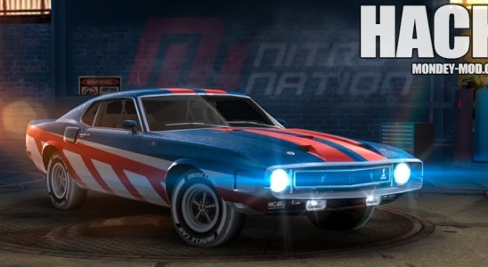 Nitro Nation Drag Racing Hack Android