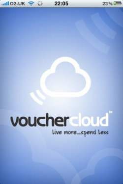 Vouchercloud iPhone App