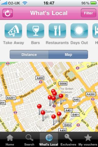 Moneysupermarket iphone app