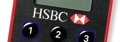 HSBC Secure Key For Personal Internet Banking - Money Watch