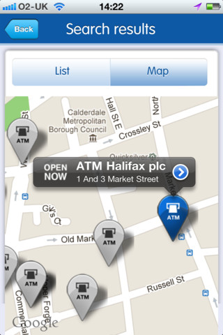 Halifax iPhone App