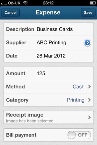 Earnest iPhone App