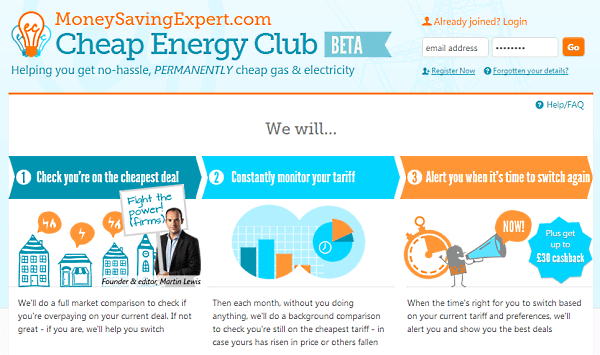 Cheap Energy Club