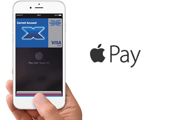 Halifax & Lloyds Join Apple Pay