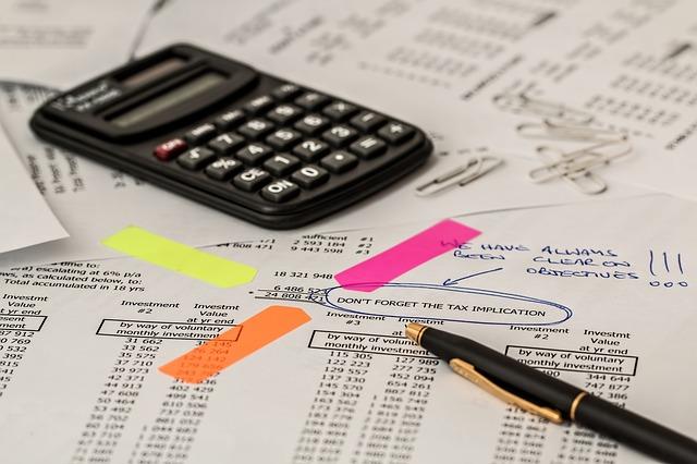 the budget calculator