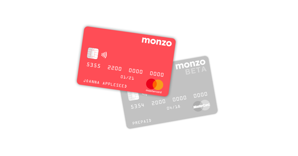 Monzo prepaid card closure
