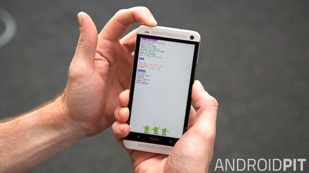Как сделать полный сброс HTC One