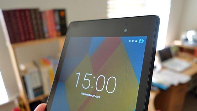 Как сделать снимок экрана на Nexus 7 (2013 г.)