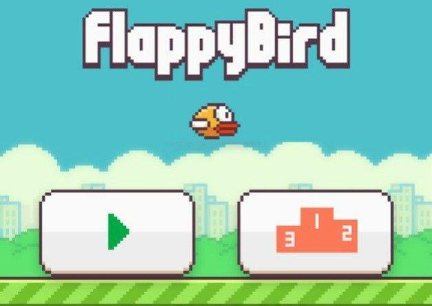 Flappy Bird все еще доступен в Google Play (серьезно)