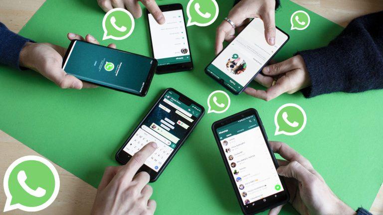 Как активировать темный режим в WhatsApp