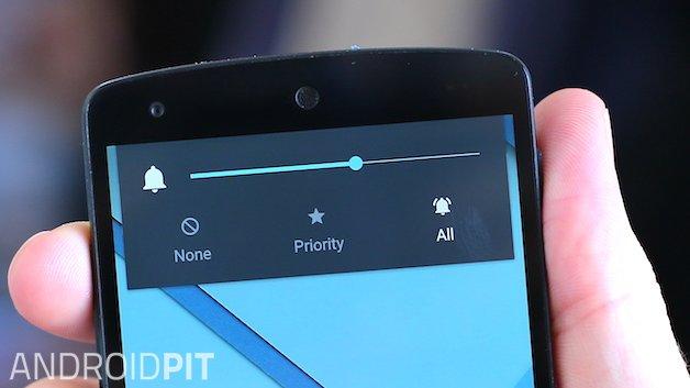 Android Lollipop убил бесшумный режим: вот как использовать приоритетный режим