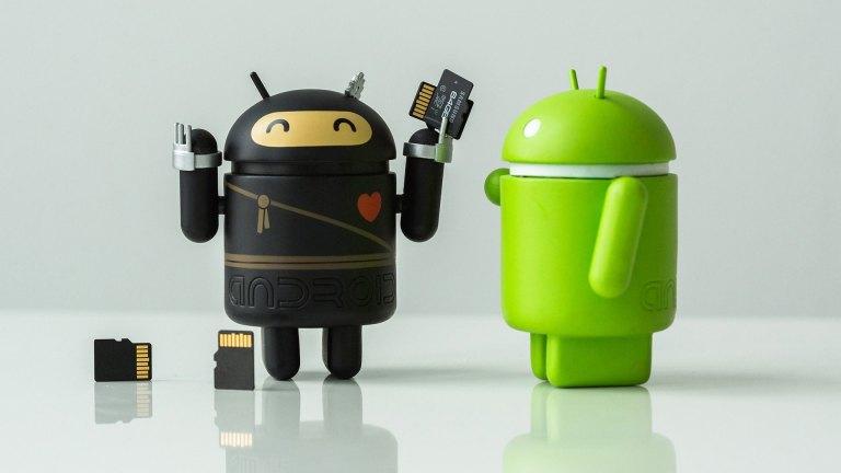 Как перенести фотографии с Android на карту microSD