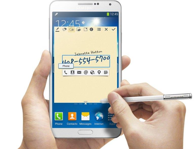 Galaxy Note 3: восемь самых крутых функций S-Pen [Video Update]