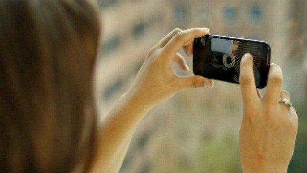 Как работает камера Clear Pixel Moto X?