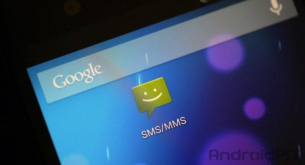 Как отменить отправку SMS
