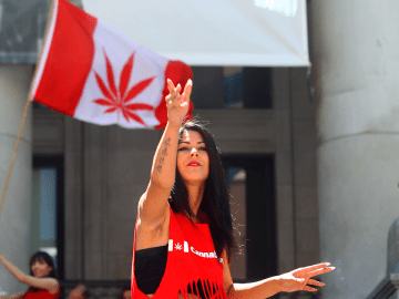 legal Canadian weed